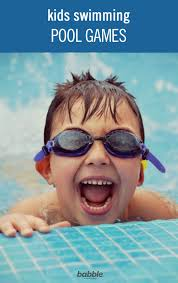 17 Swimming Pool Games for Kids This Summer   Babble