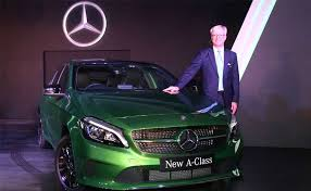 mercedes benz new car releaseNew MercedesBenz AClass Launched in India Prices Start at Rs