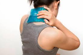 نتیجه تصویری برای درمان درد گردن