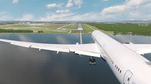 Brisbane Airport - Landing on Brisbane ...