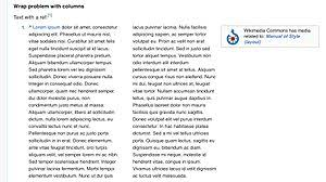 Wikipedia Layout Template Template Commons Category Mises Wiki The Global Repository Of