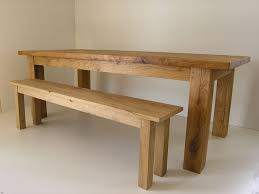 Best 25 Reclaimed Dining Table Ideas On Pinterest  Reclaimed Oak Table Bench