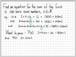 proof and problem solving induction example  proof and problem solving induction example 02