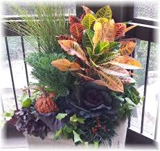 Small Picture 396 best Fall Containers images on Pinterest Fall containers