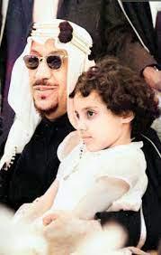 الأميرة دلال بنت سعود رحمها الله في طفولتها - صحيفة صدى الالكترونية