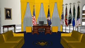 Nixon oval office Trump Nixon Livery Oval Office 3d Warehouse Sketchup Nixon Livery Oval Office 3d Warehouse