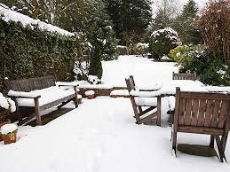 protect wooden garden furniture