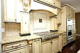 antique white glazed kitchen cabinets cabinet glaze fair antique white glazed kitchen cabinets on cabinet decoration