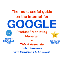 Interview Questions For Account Managers Google Product Manager Tam Associate Interview Questions