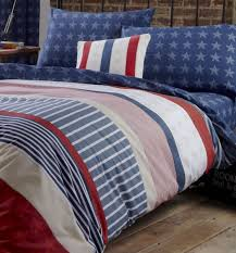 com twin american stars and stripes red white and blue united states cotton duvet set quilt cover home kitchen