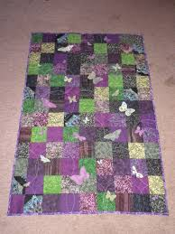 Purple Quilt Patterns Simple Design Ideas