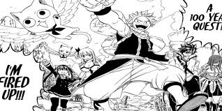100 year quest manga is the new fairy tail sequel that just launched on july 25, 2018. Fairy Tail 100 Year Quest 10 Best Things So Far That We Want In The Anime