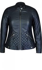 women s plus size women s plus size smooth ride jacket city chic au