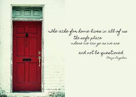 Door Quotes Fascinating Red Door Quote Photograph By JAMART Photography Red Door Quote