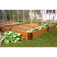 composite raised garden bed. Wonderful Bed Throughout Composite Raised Garden Bed