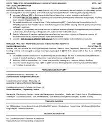Manufacturing Resume Templates Impressive Resume For Sales With No Job Experience Engineering Manufacturing