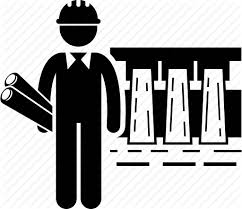 power generator icon. Beautiful Power Dam Electric Energy Generator Hydraulic Hydroelectric Worker Icon In Power Generator Icon