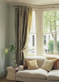 Great Of Best 25 Bay Window Curtain Rod Ideas On Pinterest Curtains For  Picture