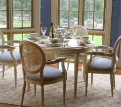 fine country country style dining for french round table