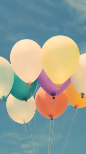 540x960 wallpaper balloons