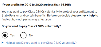 These are usually paid by people who want to avoid or fill in gaps in their national insurance record to make sure they qualify for benefits like the state pension. What Is National Insurance Small Business Toolbox