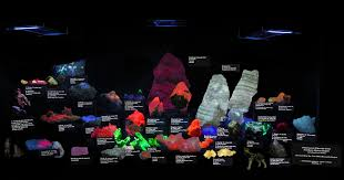 Fluorescent Minerals Of The Southern African Region