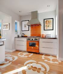 Orange Kitchen Accents: Get the Look