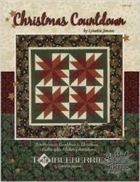 Thimbleberries - Countdown to Christmas [BK 345] - $19.95 : Better ... & Thimbleberries - Countdown to Christmas Adamdwight.com