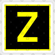 Each word (code word) stands for its initial. Z Zulu Faa Taxiway Sign Phonetic Alphabet Taxiway Sign Sticker Teepublic Uk