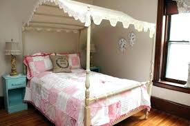 Canopy Bed Cover Canopy Bed Cover Kids Baby Bedding Dome Netting ...