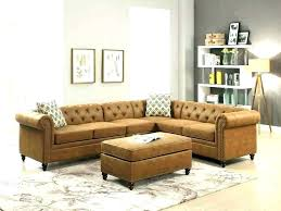 curved leather sectional sofa small couch couches modern