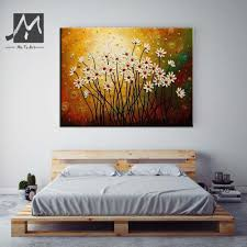 Wall Art Paintings For Living Room Aliexpresscom Buy Acrylic Large Canvas Wall Art Abstract Modern