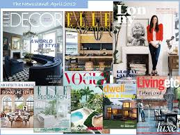 Small Picture Home Design Magazines A Classic White New England Farmhouse In