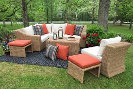 Arizona 8pc Sectional — AE Outdoor