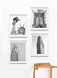 art poster new york city home decor ideas unframed ink print art