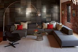 how to design an l shaped living room contemporary l shaped couch jen joes design ideal
