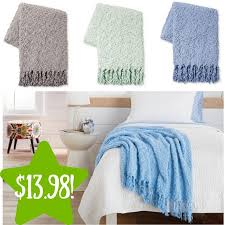Green Throw Blanket Target