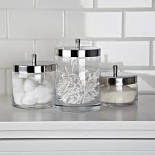 Bathroom Canister Set