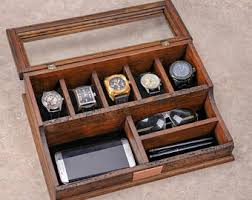 mens valet box. Plain Valet Valet Box For Men Watch Box Case Menu0027s  Wood  Personalized 5 Watches Throughout Mens V