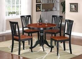 cherry kitchen table and chairs 5 piece round black and cherry kitchen table set cherry wood kitchen table and chairs