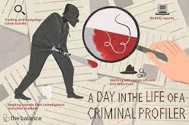 criminal profiling job description