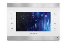 <b>Видеодомофон Slinex SL-07IP</b> Silver+White купить в Москве, цена ...