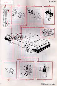 volvo 240 ac notes following are 1981 wiring diagrams