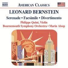 bernstein facsimile choreographic essay for orchestra page  american classics leonard bernstein