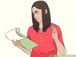 The Best Way To Write A Business Memo Wikihow