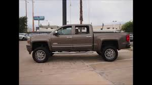 2014 Chevrolet Silverado 1500 High Country Lifted Truck - YouTube