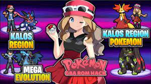 Pokemon X And Y Gba Rom Hack 2021 With Kalos Region, Mega Evolution, Kalos  Pokemon & Much More! - Mọt Game 247