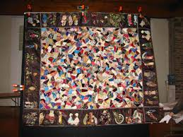CQMagOnline.com - The world's first online magazine for Crazy ... & from Middleburg, NY, An absolutely stunning crazy quilt ... Adamdwight.com