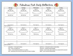 Love This Daily Behavior Reflection Chart For Home