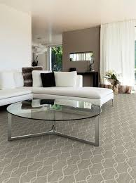 grey patterned carpet